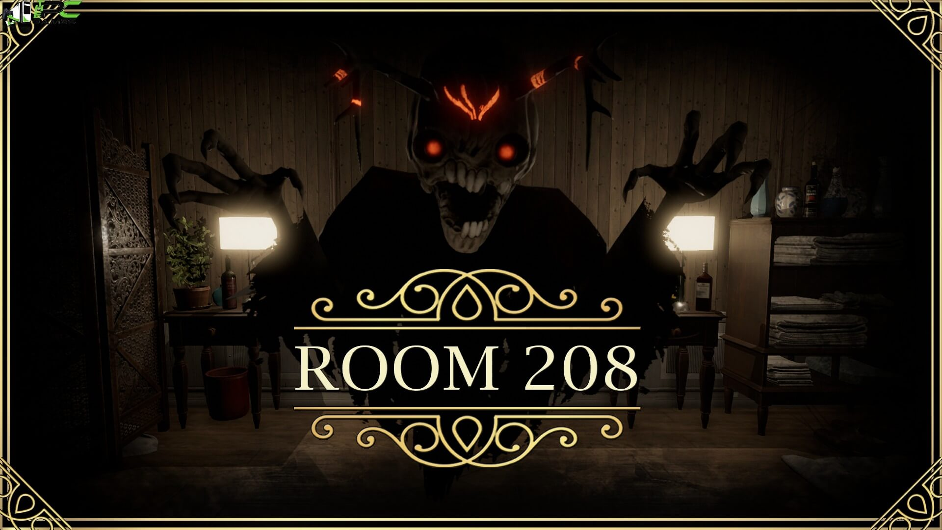 Room 208 Cover