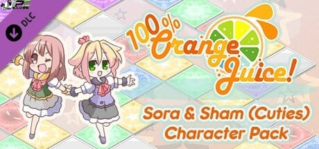 100 Percent Orange Juice Sora and Sham Game Cover