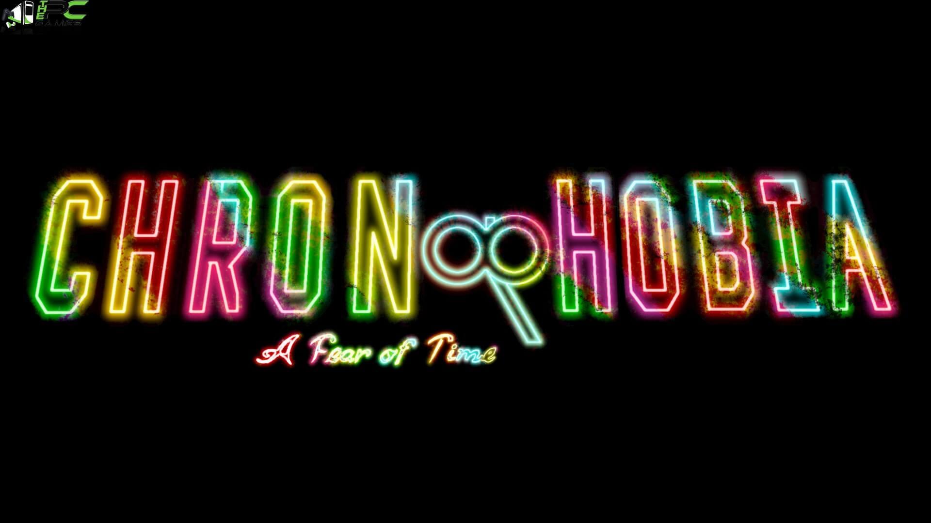 Chronophobia Cover