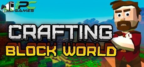 Crafting Block World download