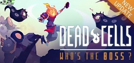 Dead Cells Whos the Boss Cover