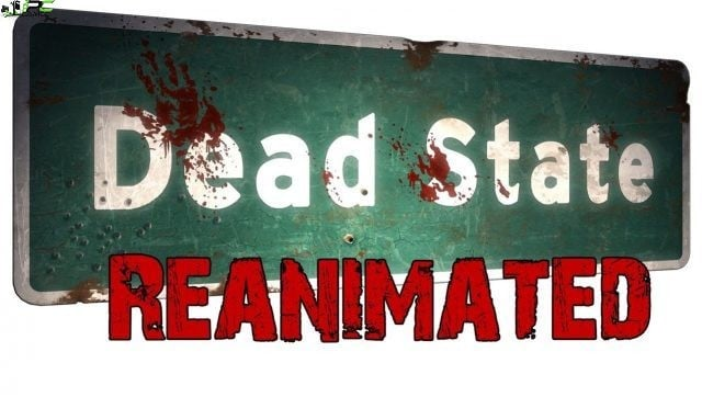 Dead State Reanimated Cover