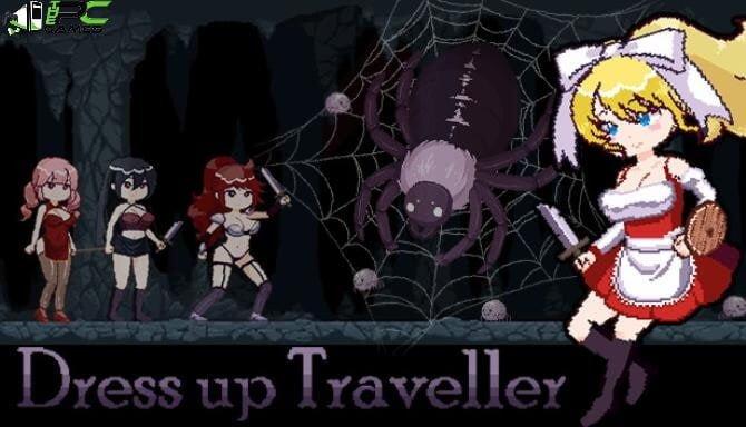 Dress-up Traveller game
