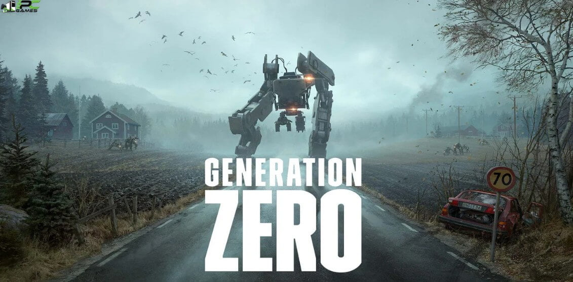 Generation Zero Challenges Cover