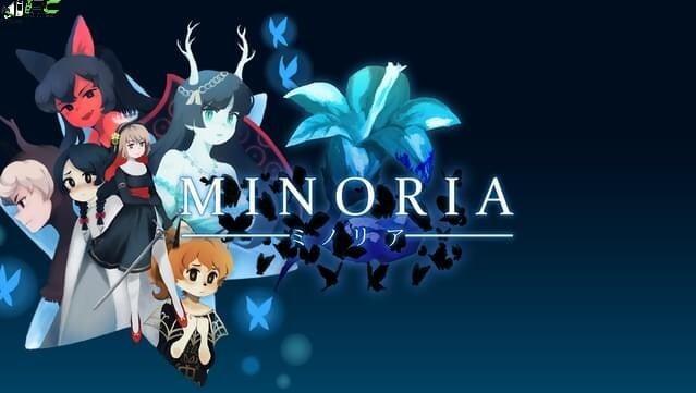 Minoria Cover