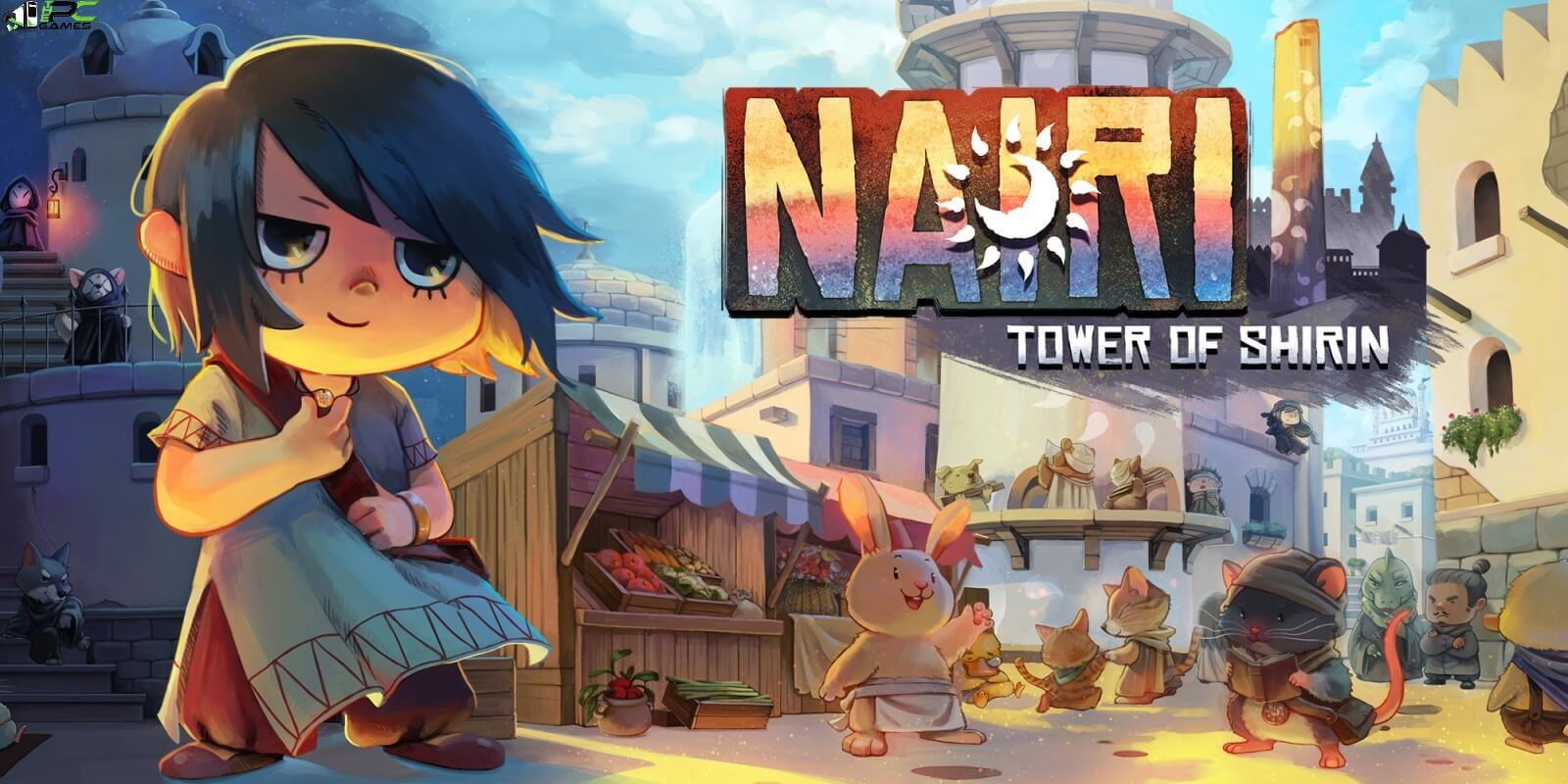 NAIRI Tower of Shirin Cover