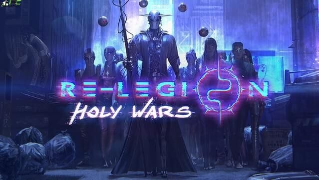Re Legion Holy Wars Cover