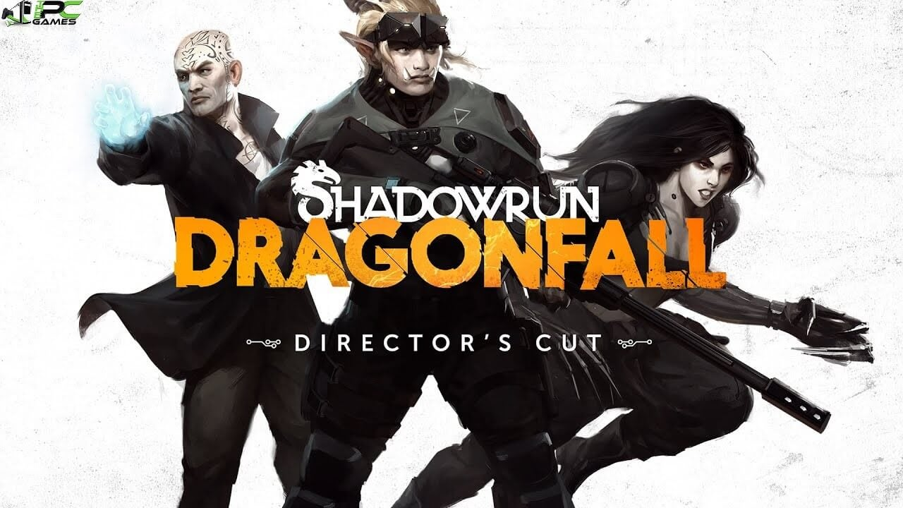 Shadowrun Dragonfall Directors Cut Cover