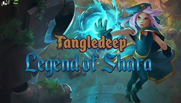 Tangledeep Legend of Shara Cover