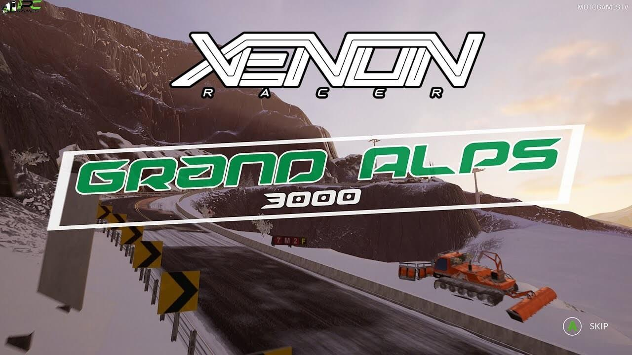 100 Percent OrangeXenon Racer Grand Alps Cover Juice Sora and Sham Game Cover