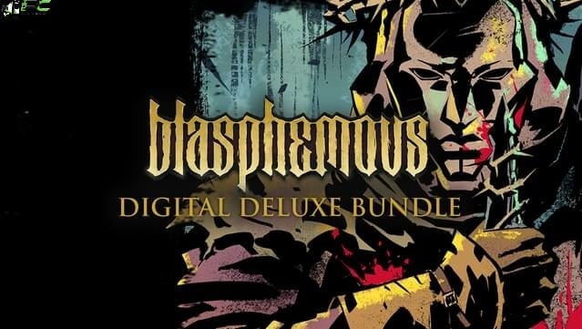 Blasphemous Digital Deluxe Edition Cover