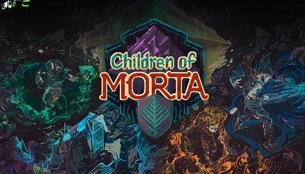 Children of Mortaz Cover
