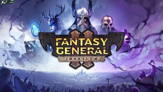 Fantasy General II Invasion General Edition Cover