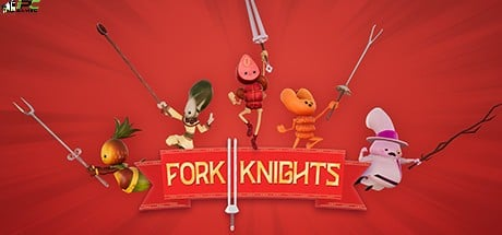 Fork Knights Cover