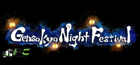 Gensokyo Night Festival free game