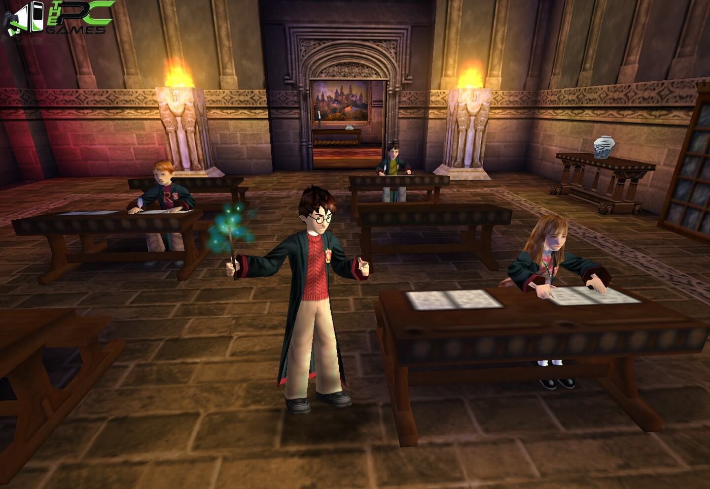 harry potter and the sorcerer's stone free download