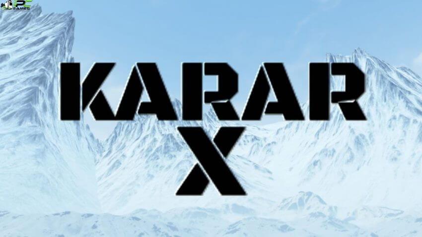 Karar X Cover