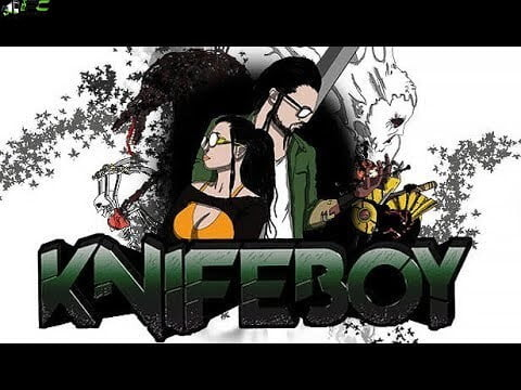 KnifeBoy Cover