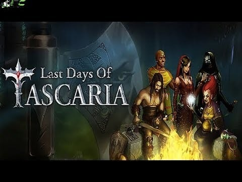 Last Days Of Tascaria Cover