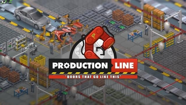 Production Line Doors that go like this Cover