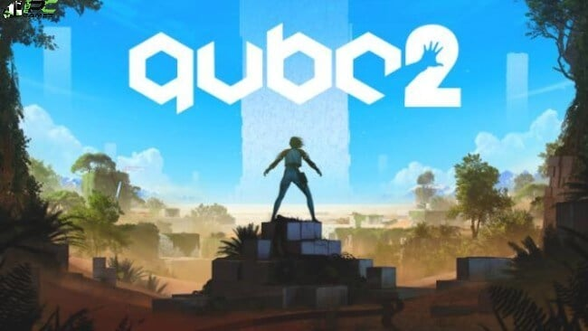 Q.U.B.E. 2 Aftermath Cover