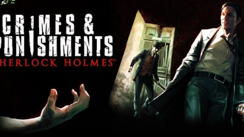 Sherlock Holmes Crimes and Punishments Cover