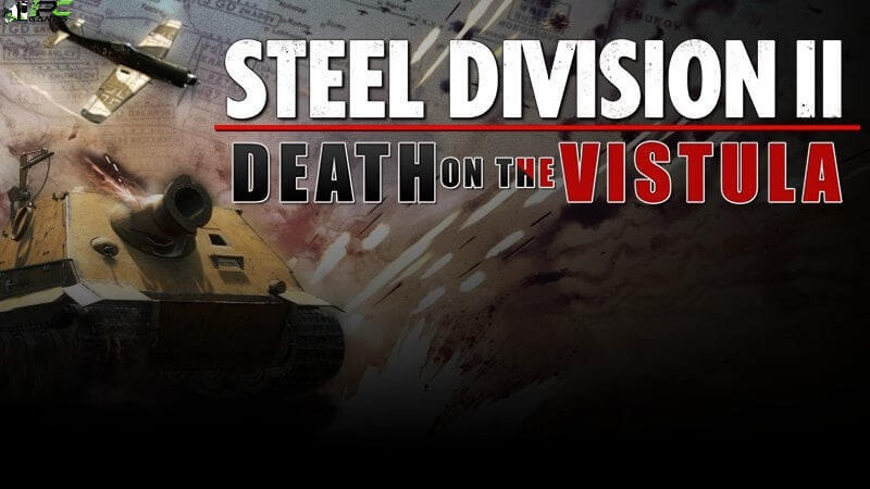 Steel Division 2 Death on the Vistula Cover