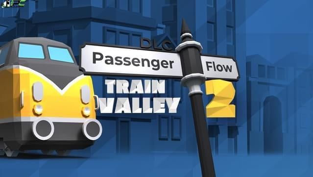 Train Valley 2 Passenger Flow Cover