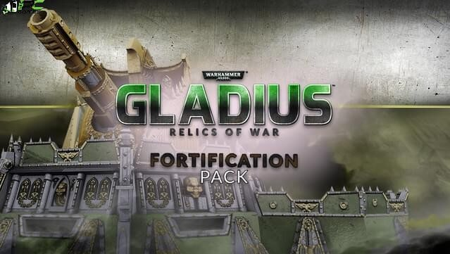 Warhammer 40000 Gladius Relics of War Fortification Pack Cover
