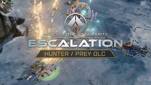 Ashes of the Singularity Escalation Hunter Prey Cover