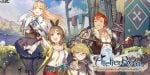Atelier Ryza Ever Darkness and the Secret Hideout Cover