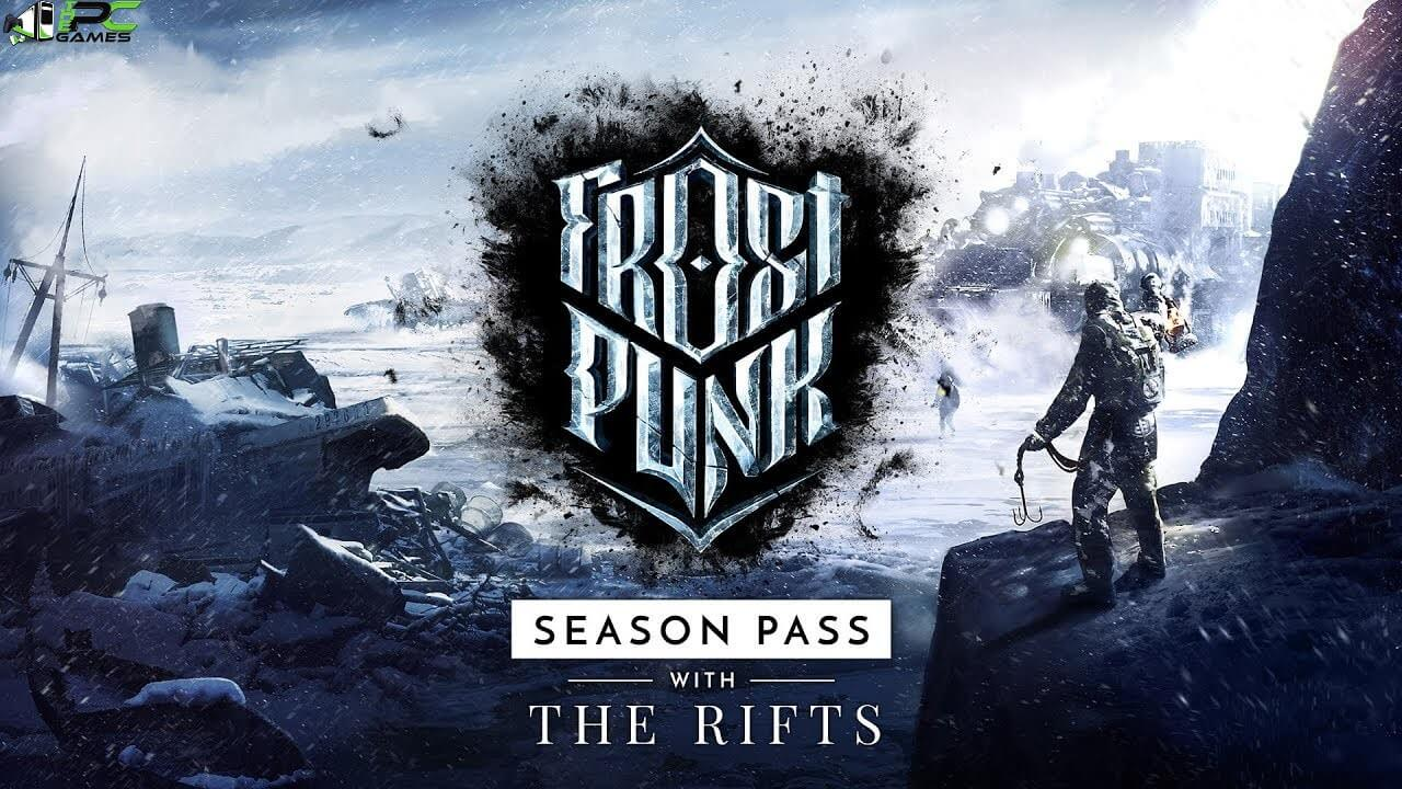 Frostpunk Season Pass Cover