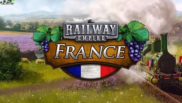 Railway Empire France Cover
