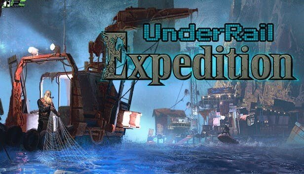 UnderRail Expedition Cover