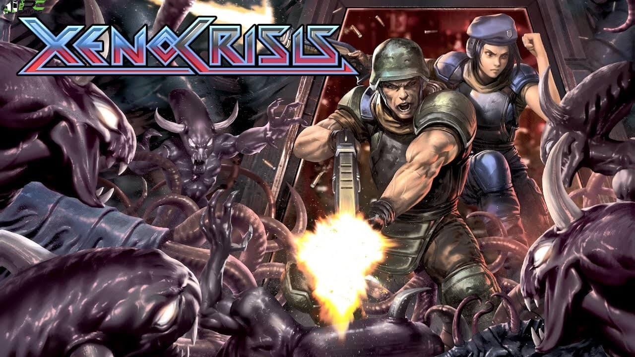 Xeno Crisis Cover