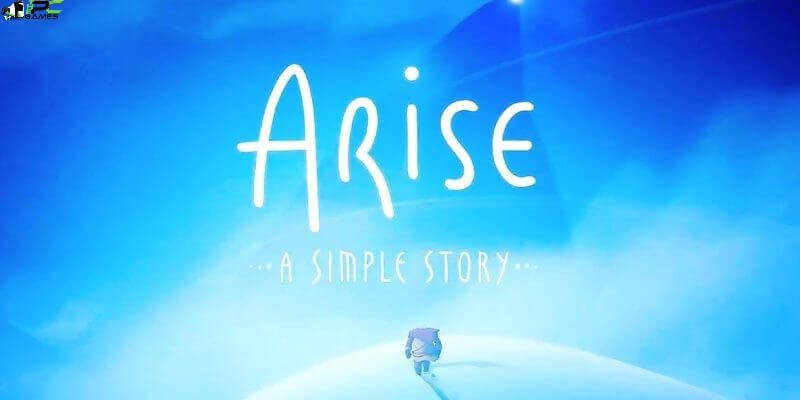 Arise A Simple Story Cover