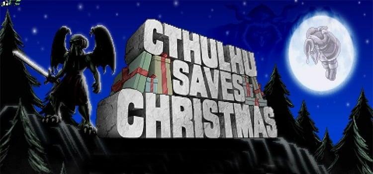 Cthulhu Saves Christmas Cover