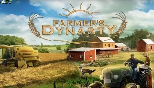 Farmers Dynasty Cover