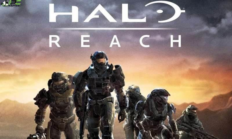 Halo The Master Chief Collection Halo Reach Cover