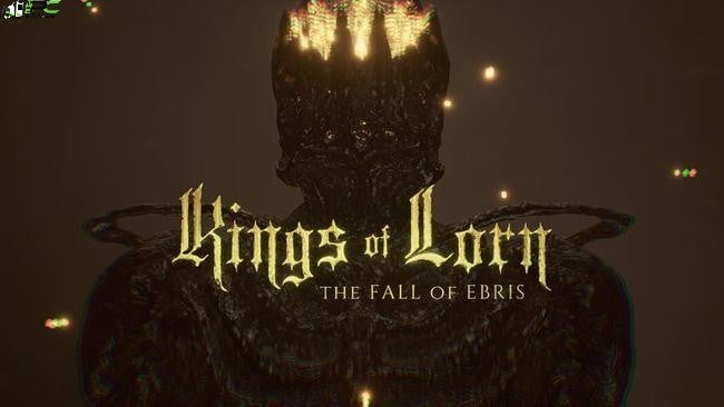Kings of Lorn The Fall of Ebris Cover
