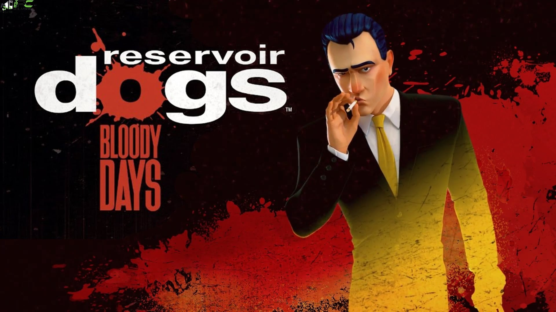 Reservoir Dogs Bloody Days Cover