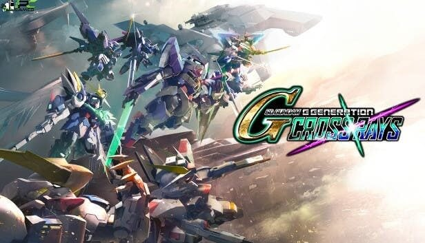 SD GUNDAM G GENERATION CROSS RAYS Cover