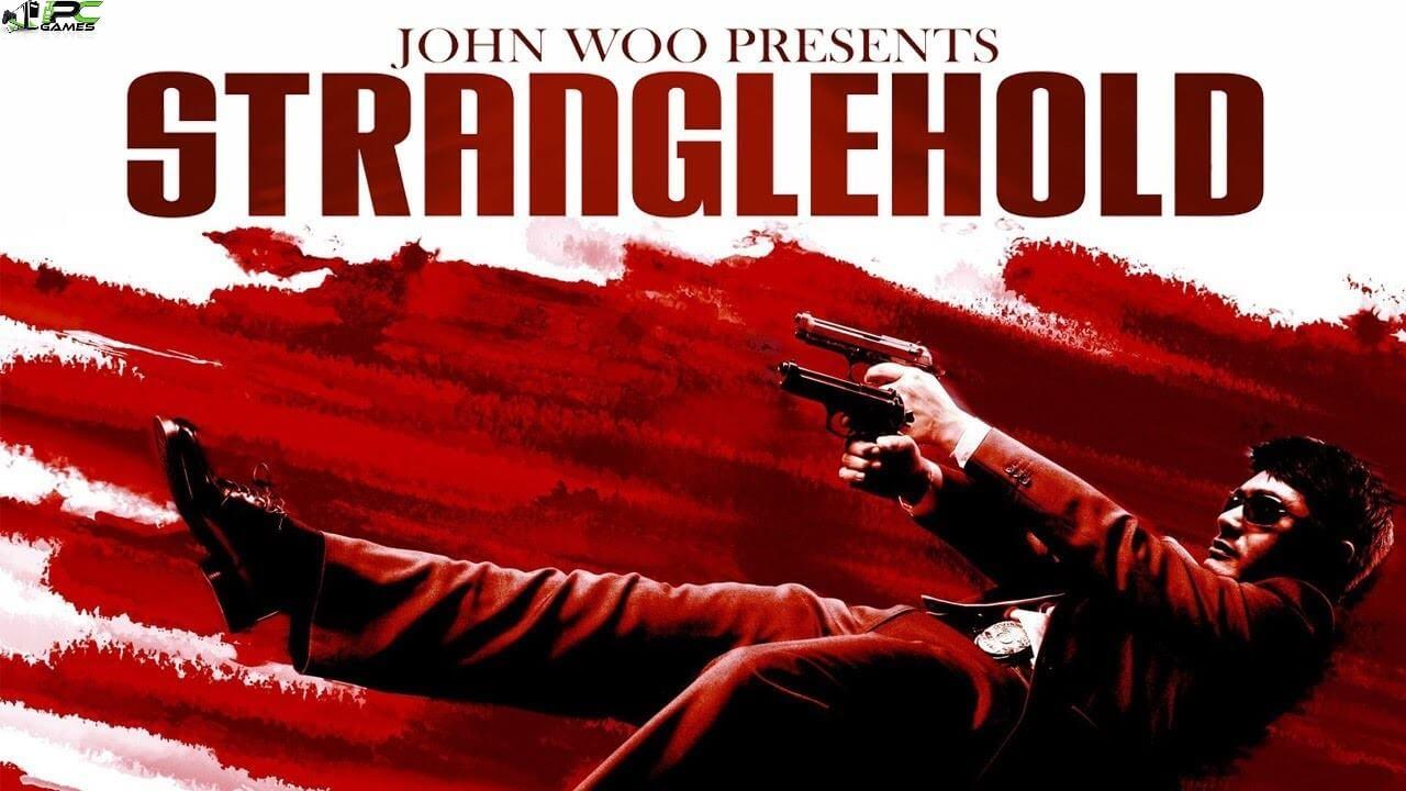 Stranglehold Cover