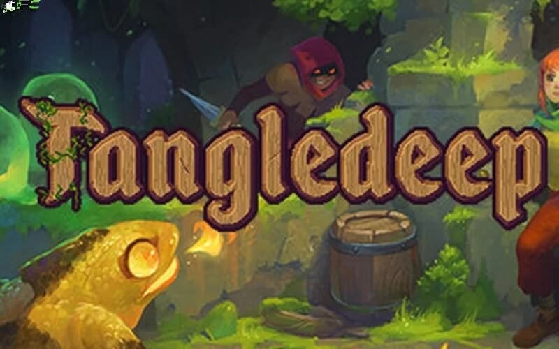 Tangledeep Dawn of Dragons Cover
