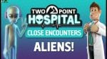 Two Point Hospital Close Encounters Cover