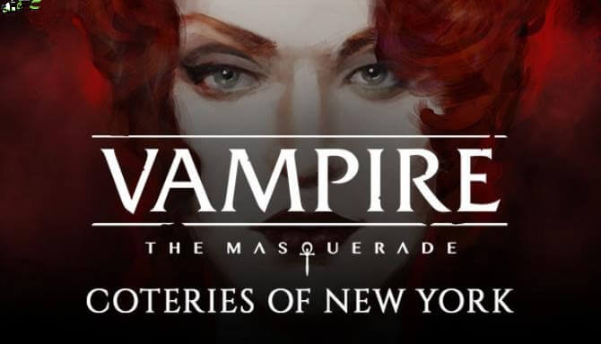 Vampire The Masquerade Coteries of New York Cover