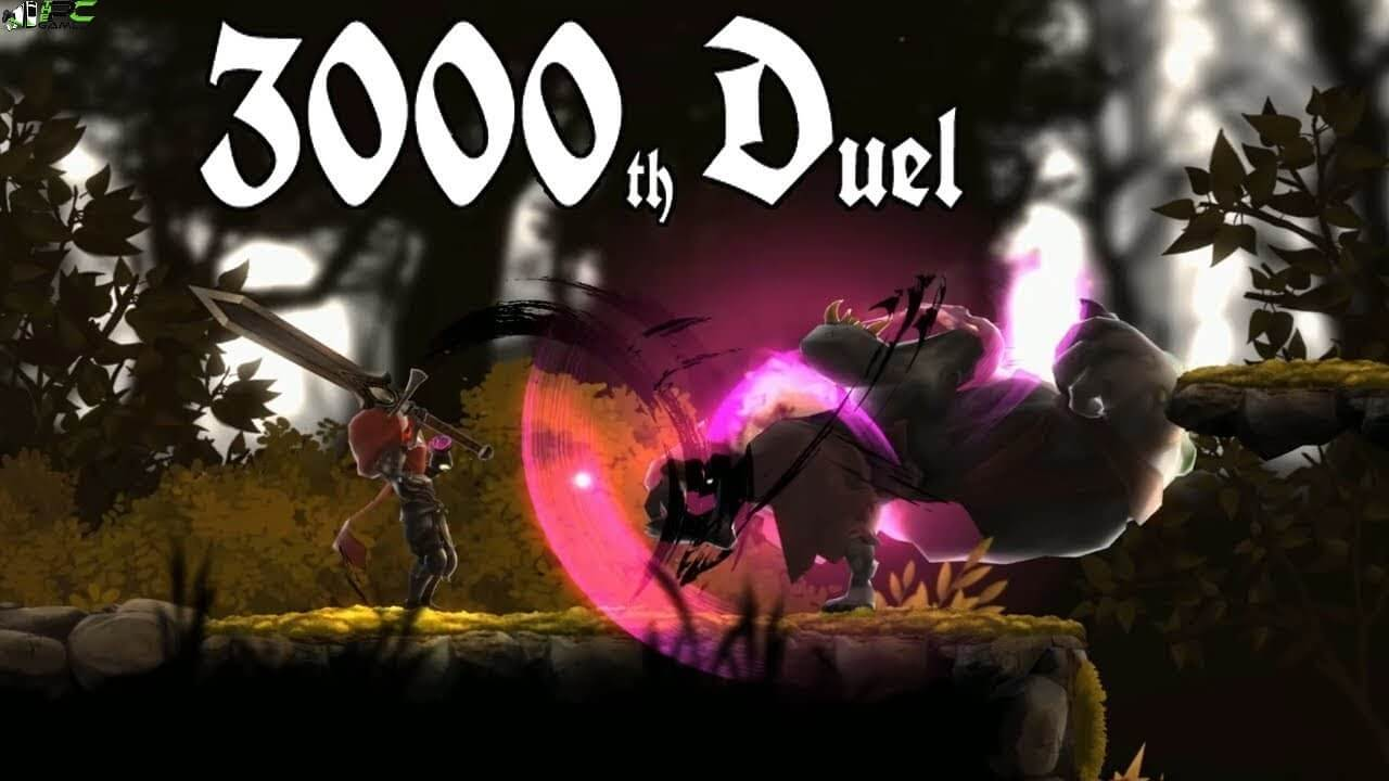 3000th Duel Cover