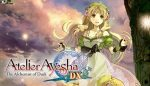 Atelier Ayesha The Alchemist of Dusk DX Cover