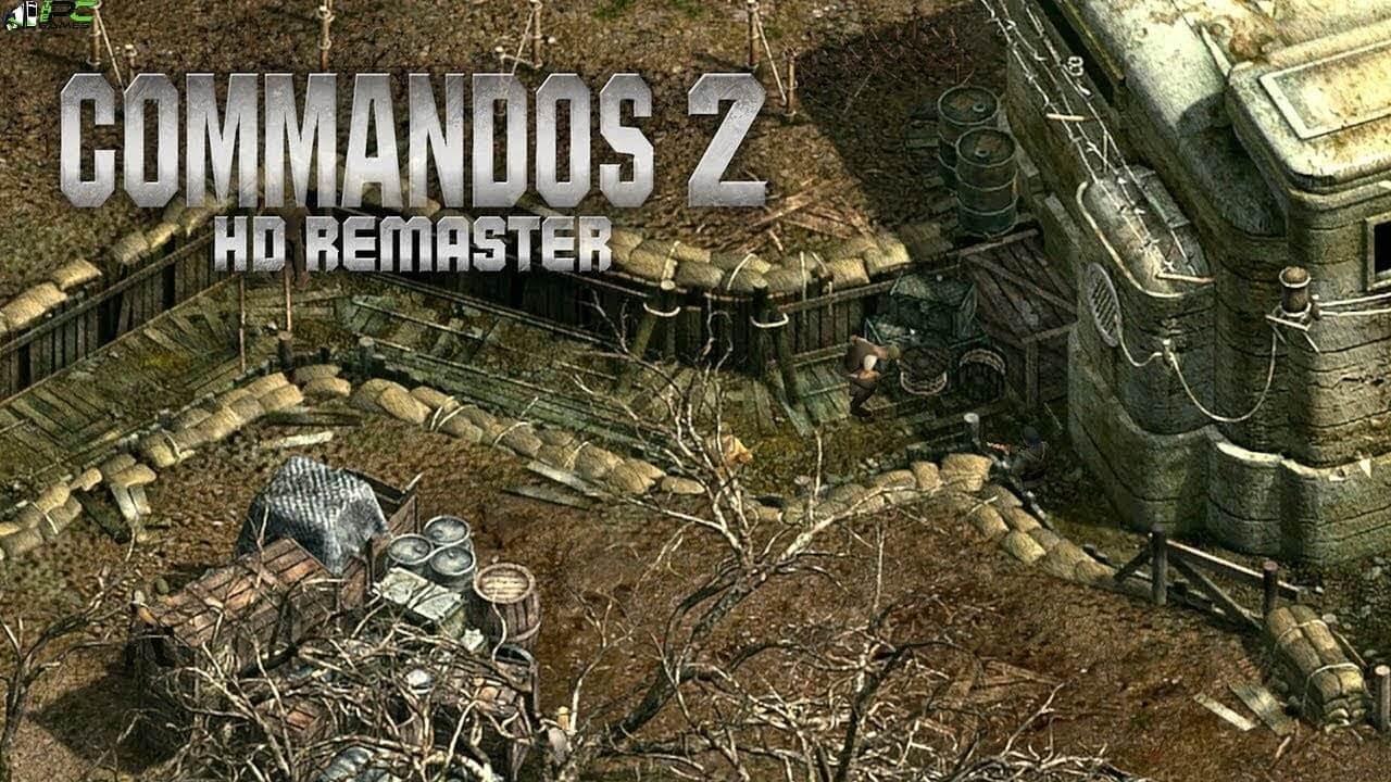 Commandos 2 HD Remaster Cover