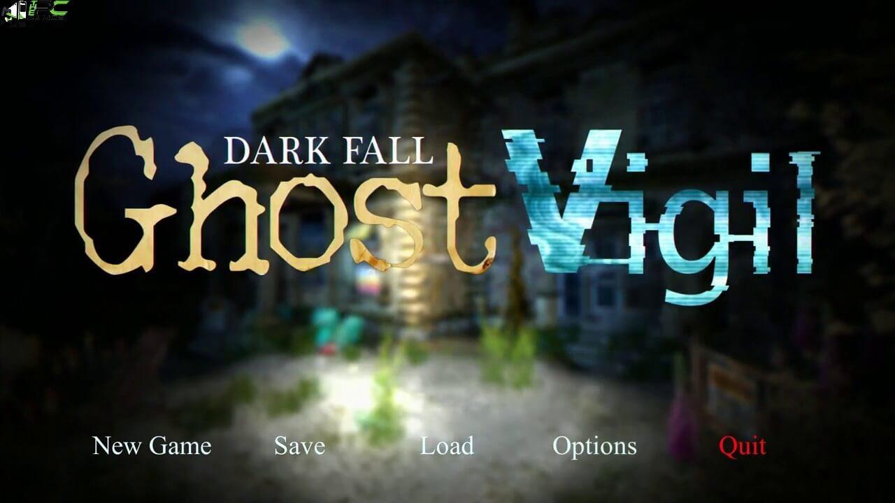 Dark Fall Ghost Vigil Cover